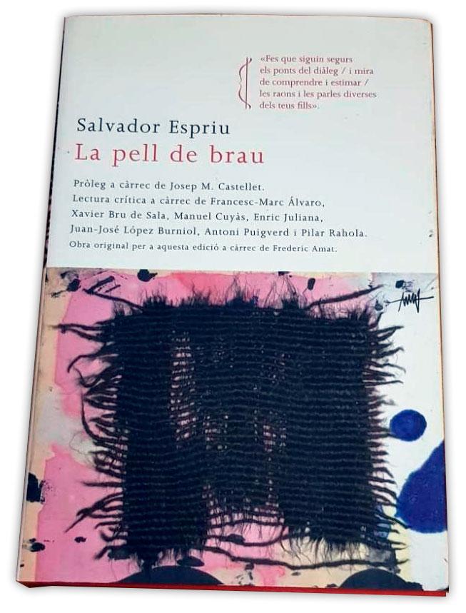 Pesll de Brau - Salvador Espriu