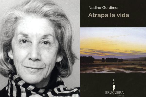 Gordimer, Nadine. Atrapa la vida