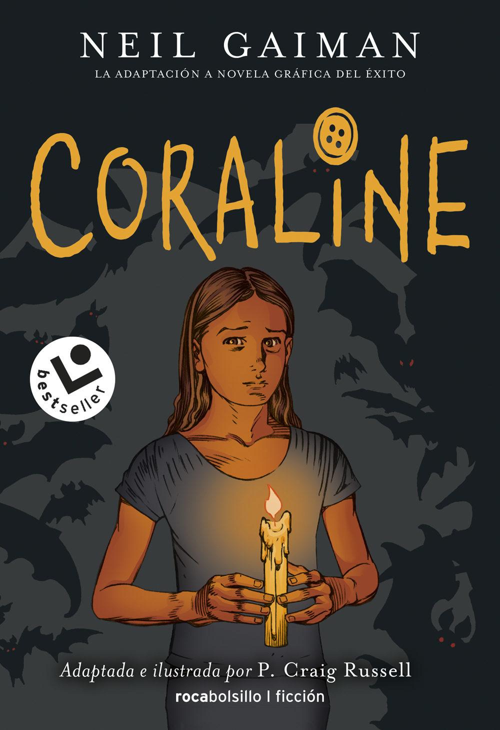 Coraline GAIMAN, Neil
