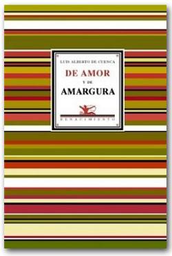 De amor y de amargura - Luis Alberto de Cuenca