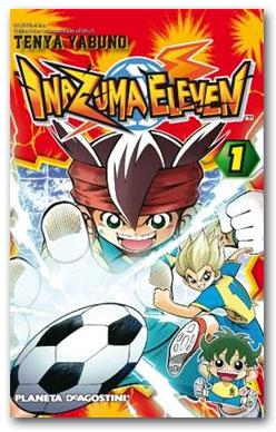 Inazuma eleven - Tenya Yabuno