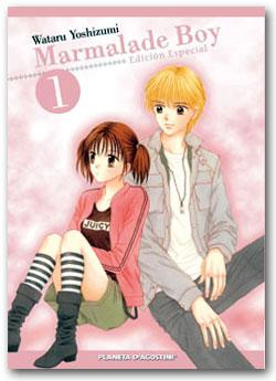 Marmalade Boy - Wataru Yoshizumi