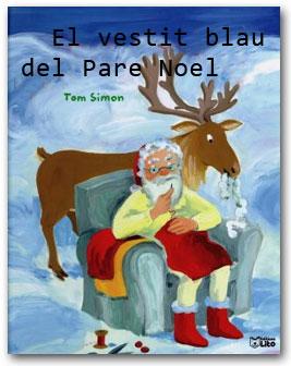 El vestit blau del pare Noel - Tom Simon