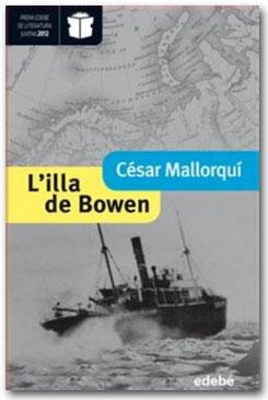 L'illa de Browen - César Mallorquí