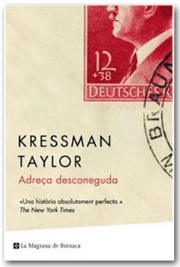 Adreça desconeguda - Kressman Taylor