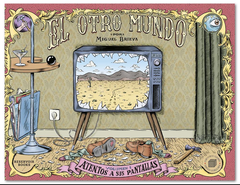 El otro mundo - Miguel Brieva