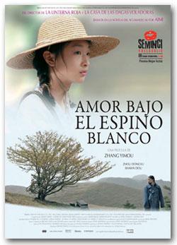 Amor bajo el espino blanco - Zhang Yimou