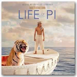 Life of Pi - Mychael Danna