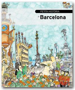 Petita història de Barcelona - Pilarín Bayés