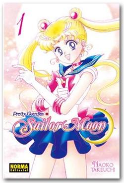 Naoko Takeuchi - Sailor Moon