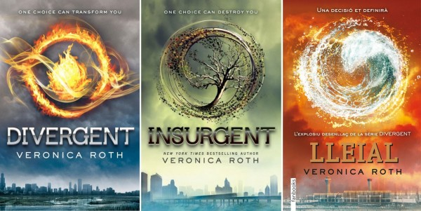 Divergent - Insurgent - Lleial / Veronica Roth