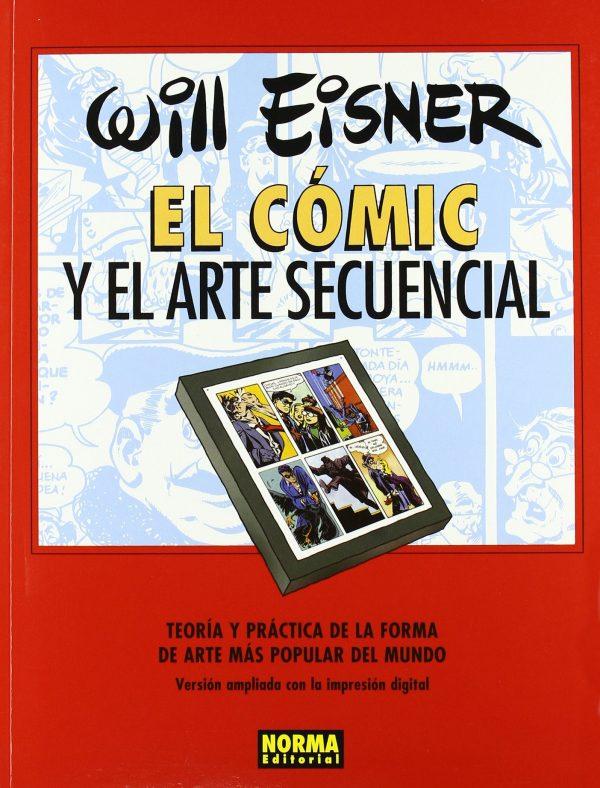 El cómic y el arte secuencial - Will Eisner