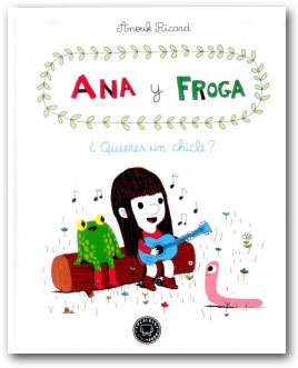 Ana y Froga - Ricard Annouk