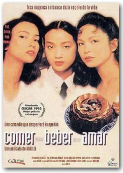 Comer beber amar - Ang Lee