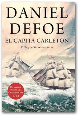 El capità Carleton - Daniel Defoe