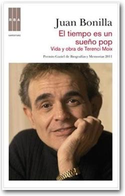 El tiempo es un sueño pop - Juan Bonilla