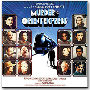Murder on the orient esxpress - Richard Rodney Bennett