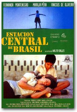 Estación central de Brasil - Walter Salles