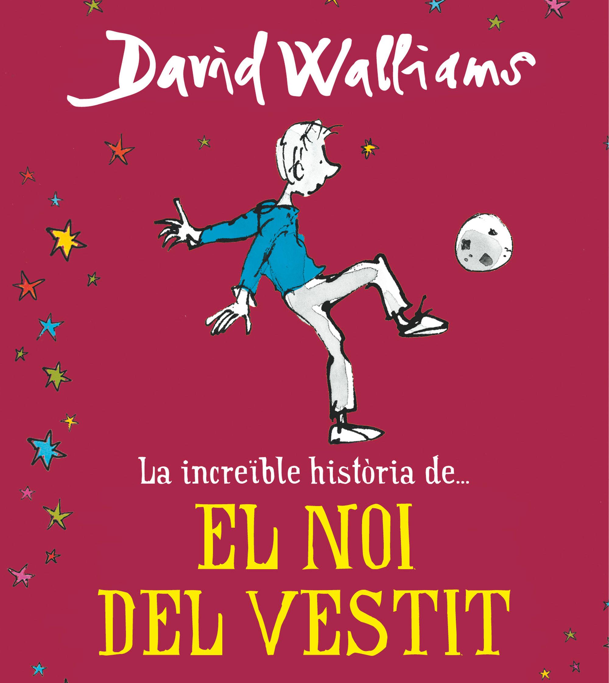 El noi del vestit - David Wallians