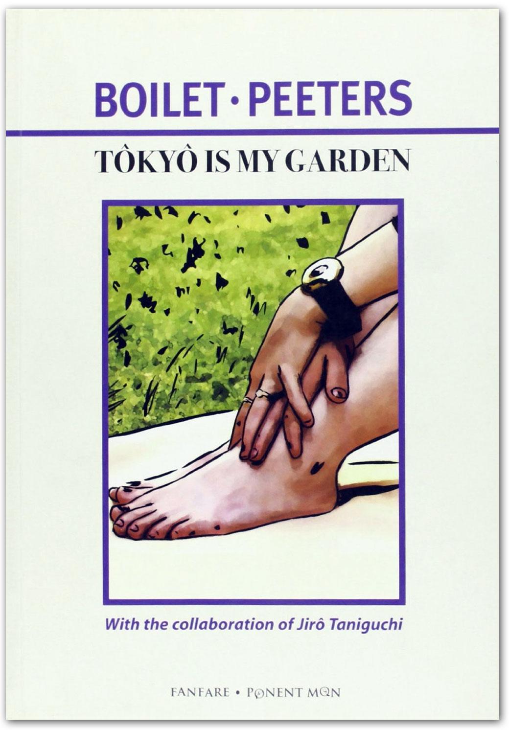 Tokio es mi jardín - Boilet / Peeters