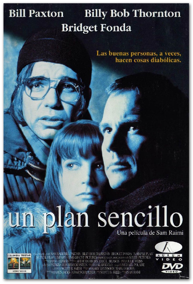 Un plan sencillo - Sam Raimi