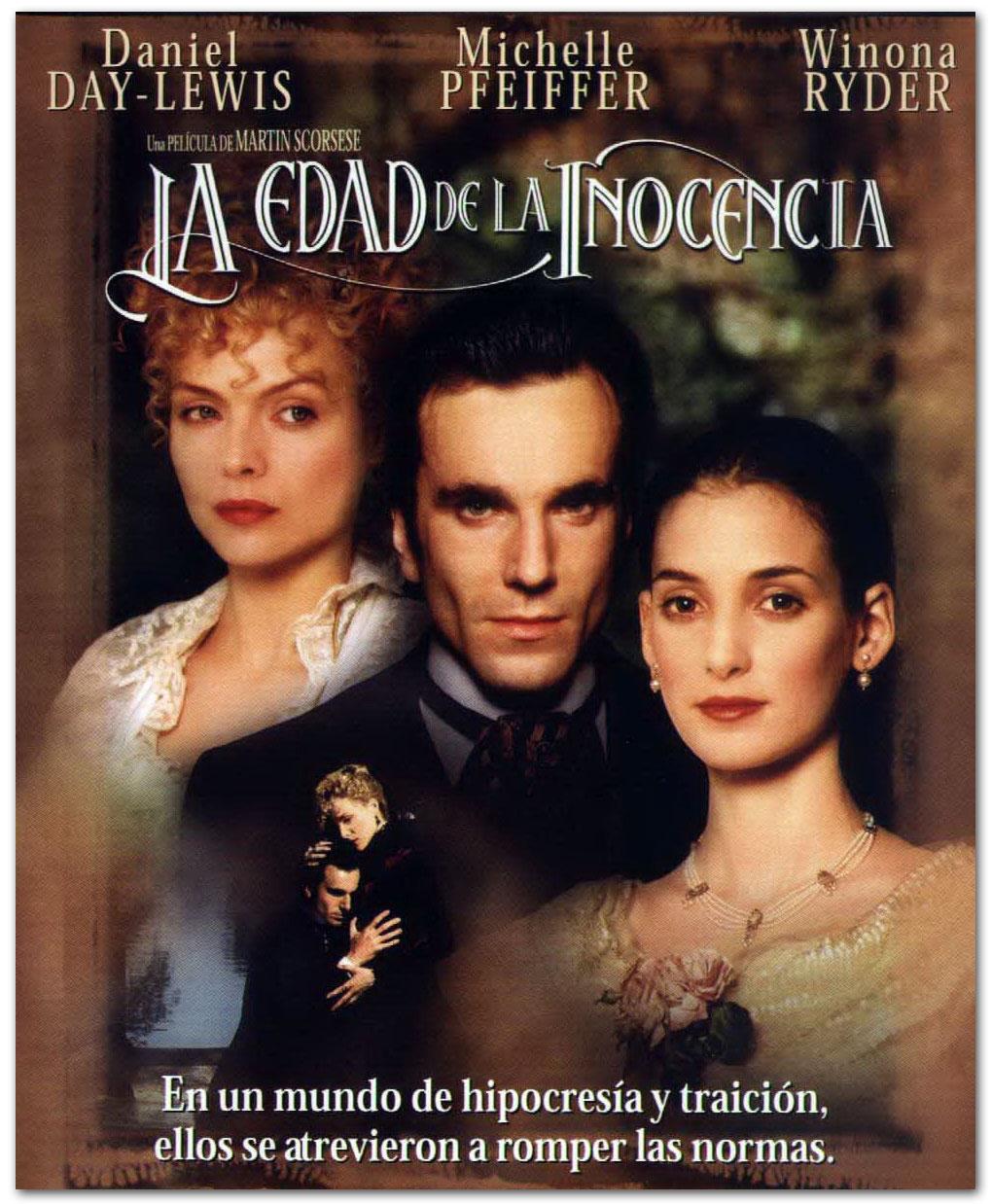 La edad de la inocencia - Martin Scorsese