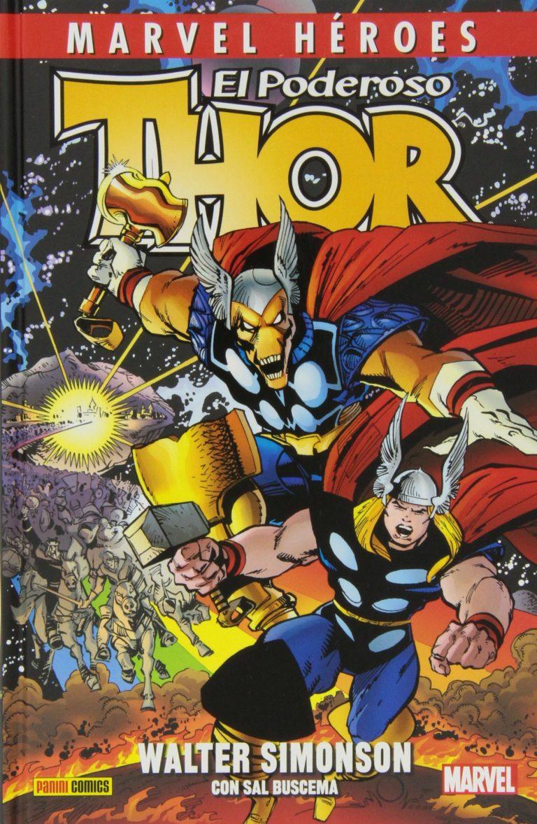 El poderoso Thor - Walter Simonson
