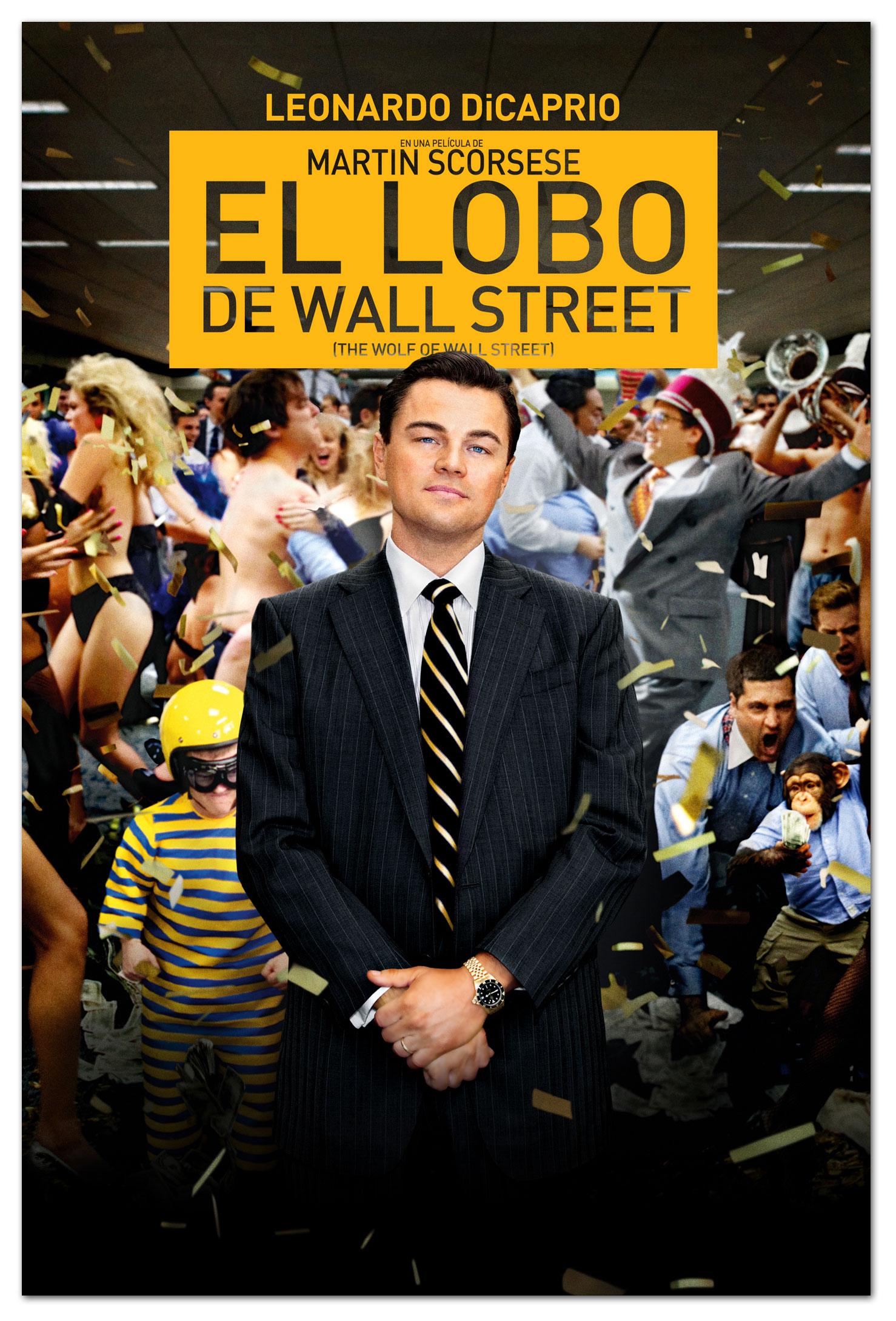 El lobo de Wall Street - Martin Scorsese