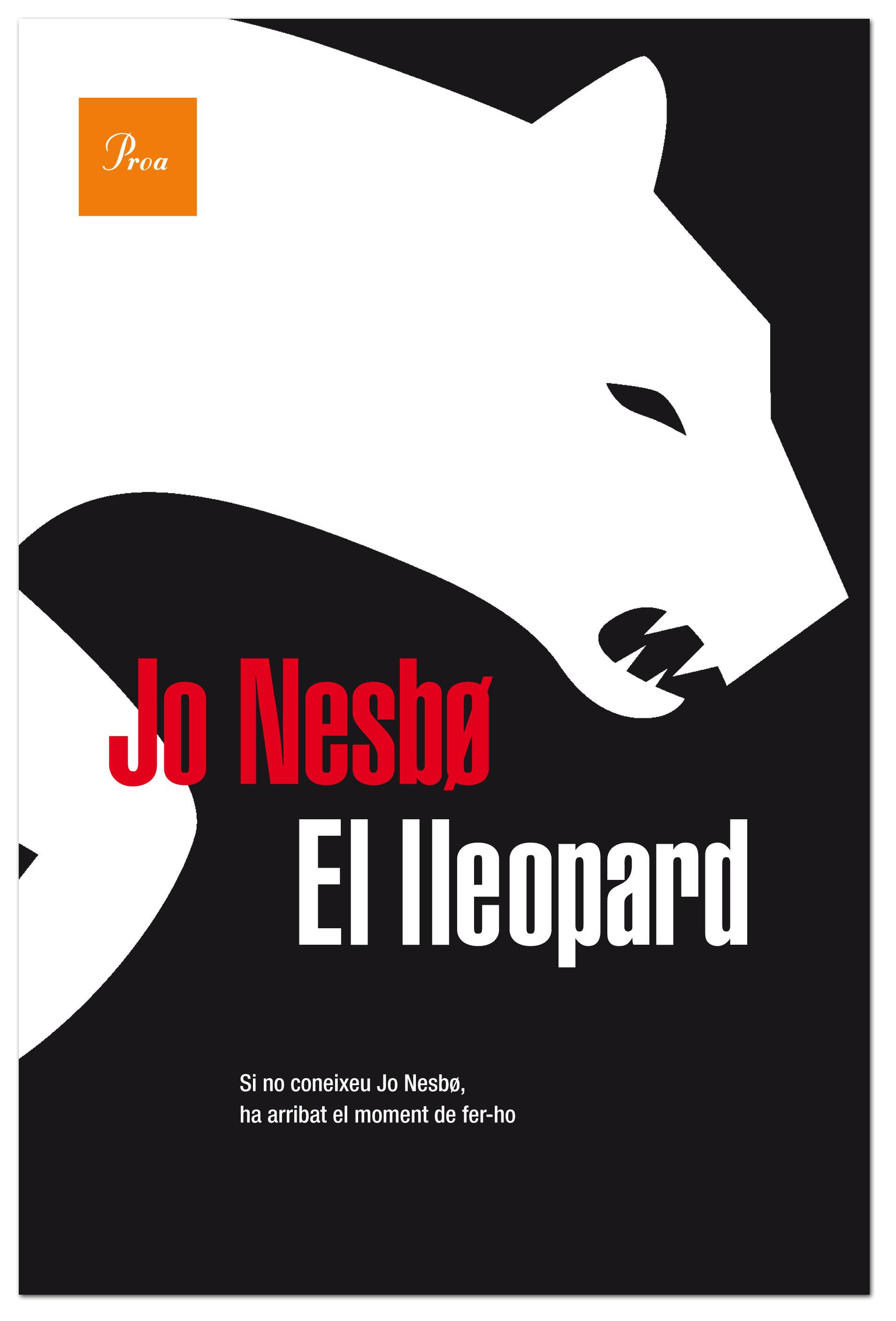 El Lleopard - Jo Nesbø