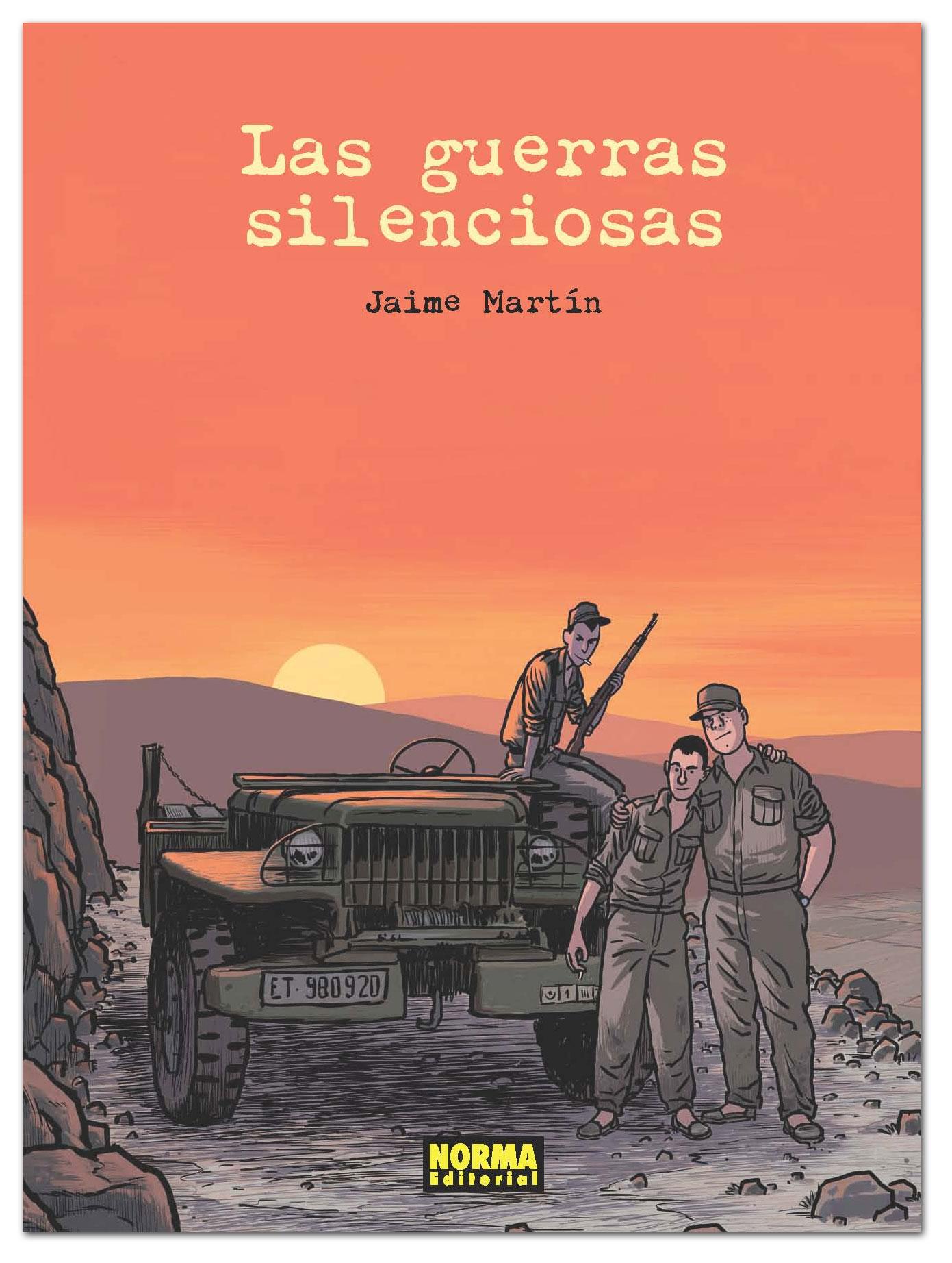 Las guerras silenciosas - Jaime Martin