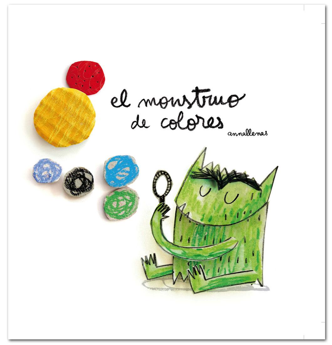 El monstre de colors - Anna Llenas