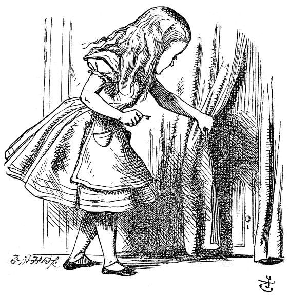 Alice per John Tenniel