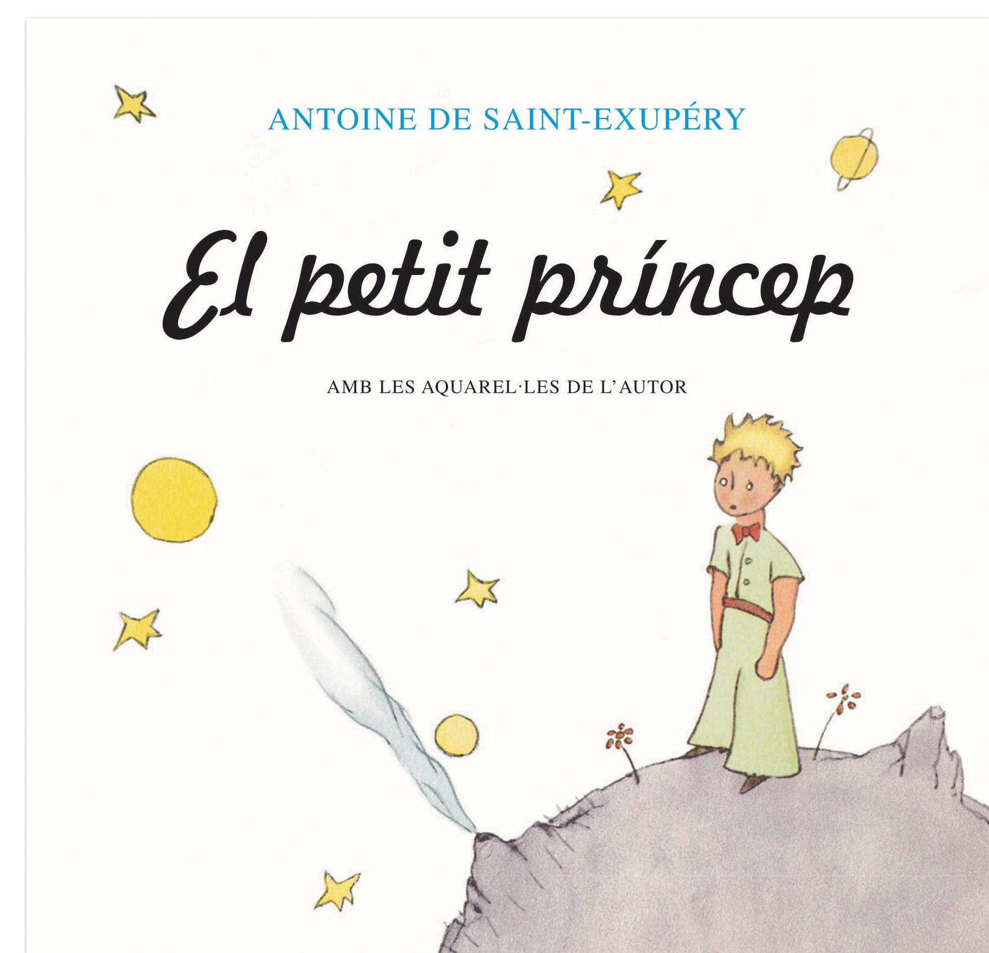 El Petit princep-Antoinede_Saint-Exupery_1