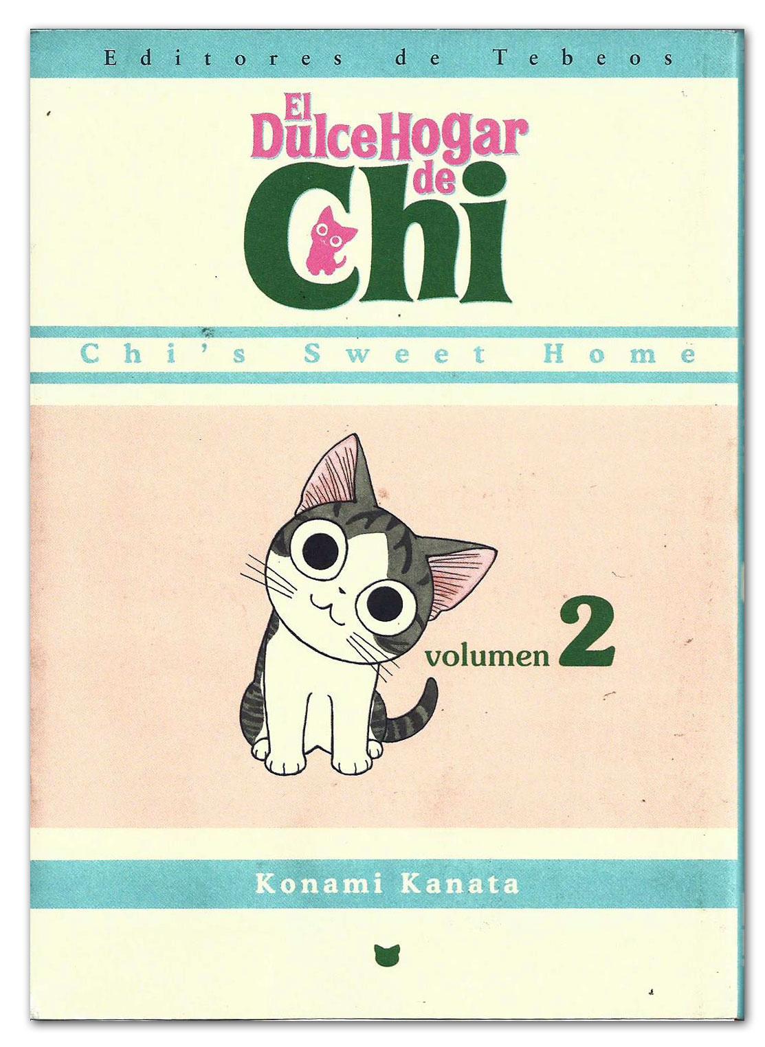 El dulce hogar de Chi - Konami Kanata