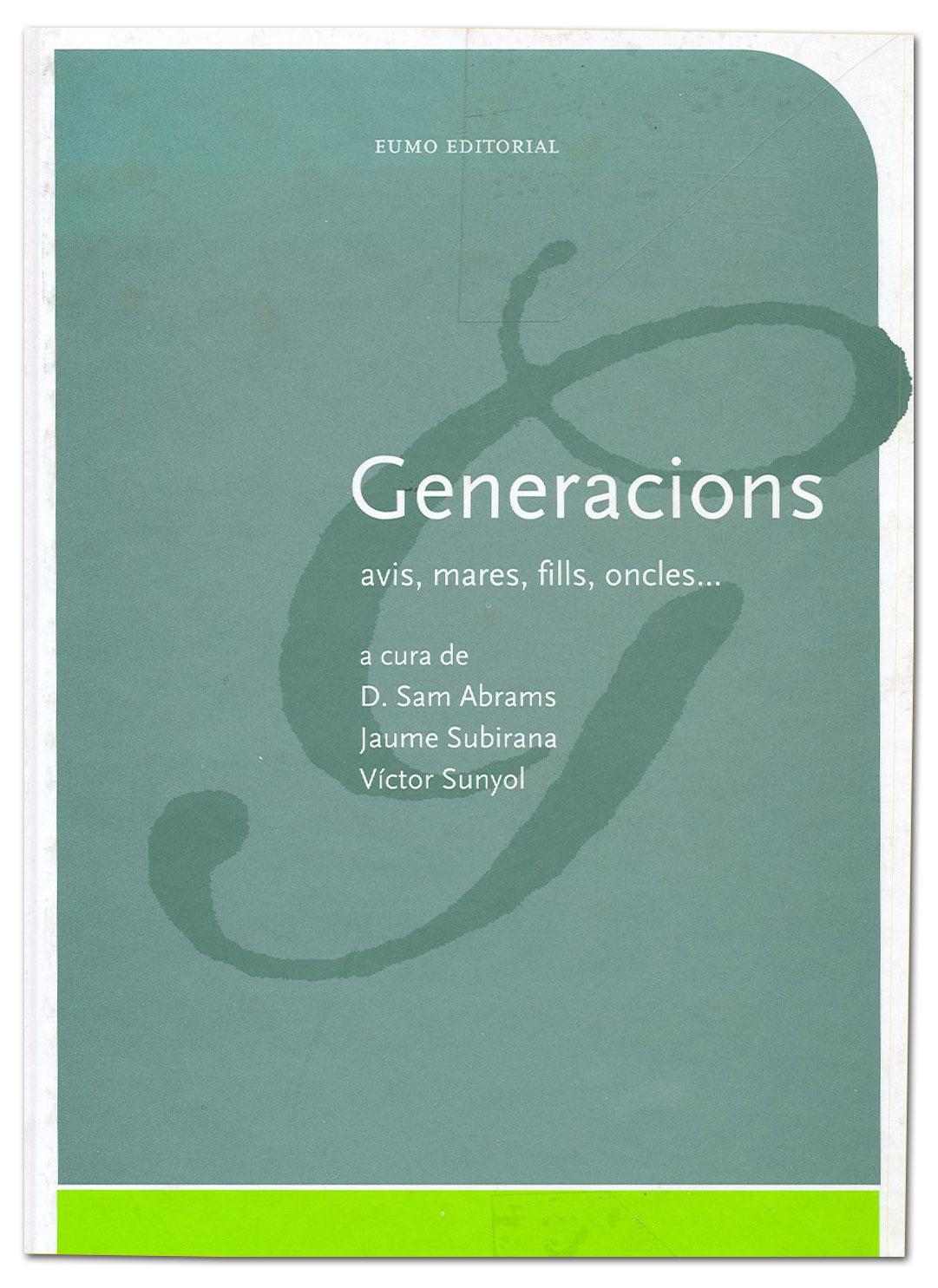 Generacions - Sam Abrams