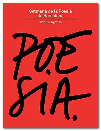 Setmana de la Poesia de Barcelona 2015