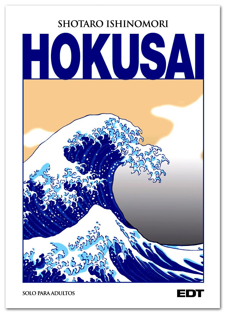 Hokusai - Shotaro Ishinomori
