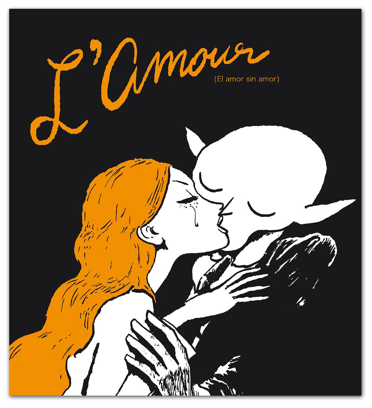 L'amour (el amor sin amor) - Joann Sfar
