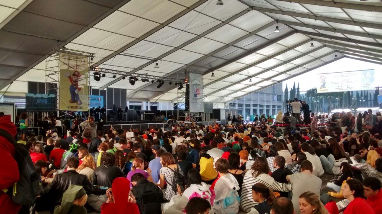 El Saló va ser un èxit de públic total.