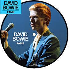 Bowie i el seu disc Fame