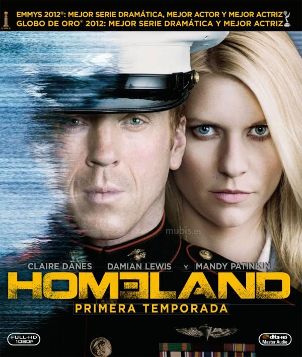 Homeland - Temporada 1