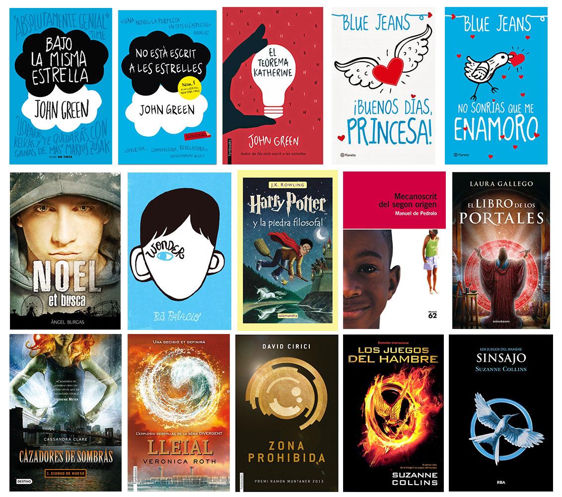 Els més prestats [2015] Novel·la Juvenil