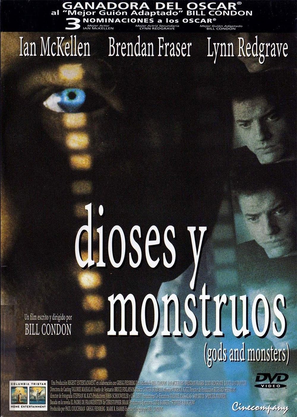 Dioses y monstruos - Bill Condon