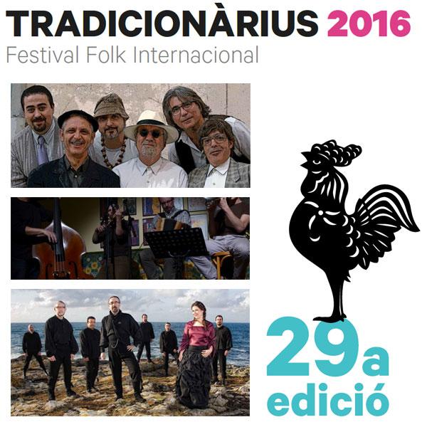 Tradicionarius - 2016