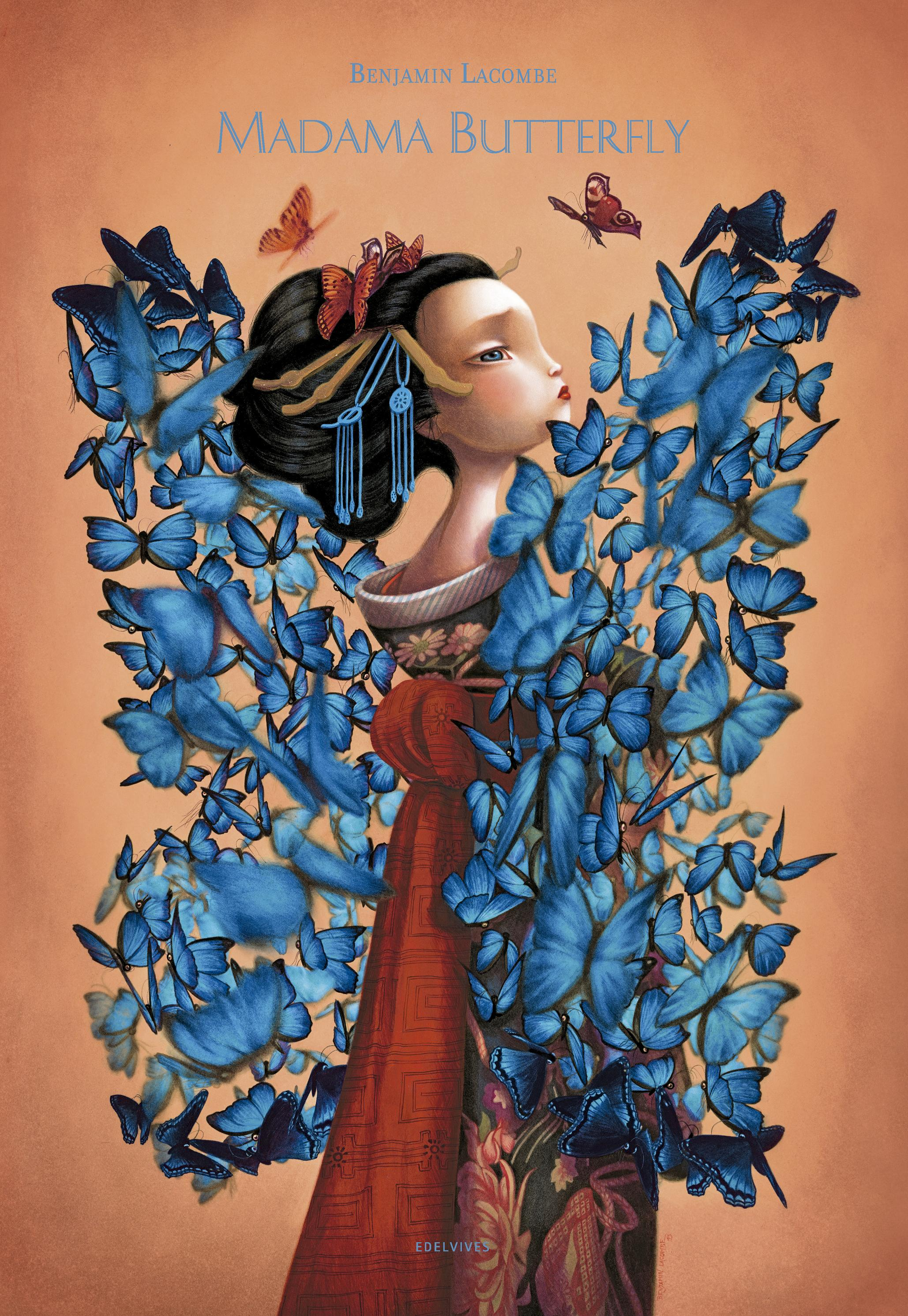 Madama Butterfly / Benjamín Lacombe
