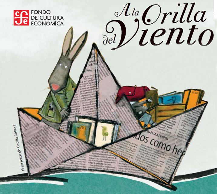 Colección A la orillas del viento - Editorial Fondo de cultura Económica