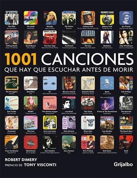 1001 canciones que hay que escuchar antes de morir - Robert Dimery