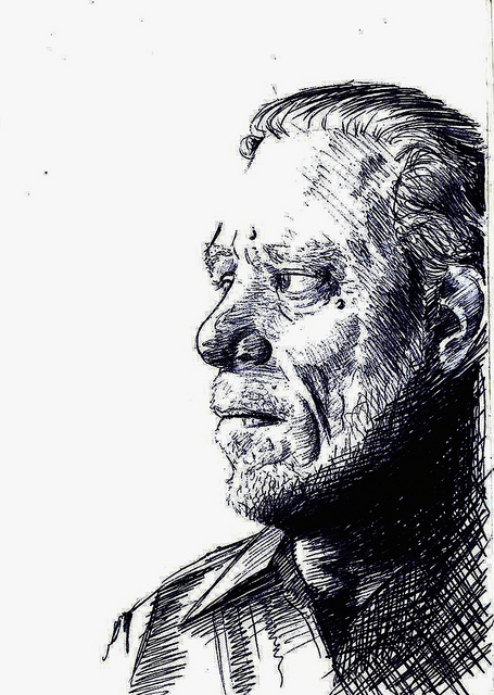 Bukowski (c) Ket Ann, Creative Commons
