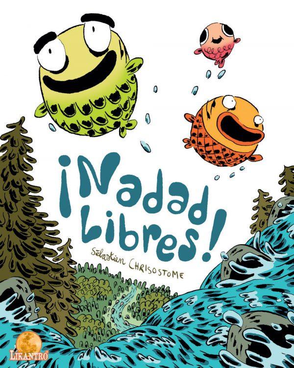 Nadad Libres - Sebastien Chrisostome
