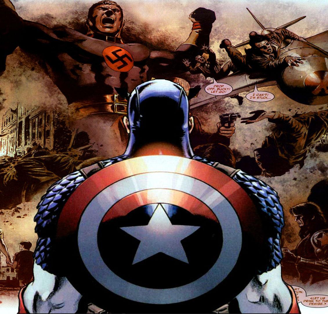 Capitán América. El soldado de invierno - Ed Brubaker / Steve Epting